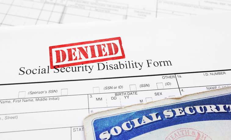 Common Reasons SSD And Veterans Disability Claims Are Denied